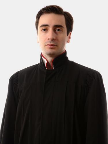 მოსამართლის ფოტო
